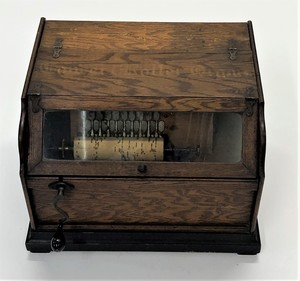 Concert Roller Organ Music Box with Cylinders