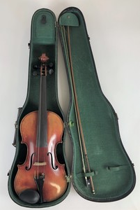 Albert V. Mertes Violin, Made in Cincinnati, Ohio