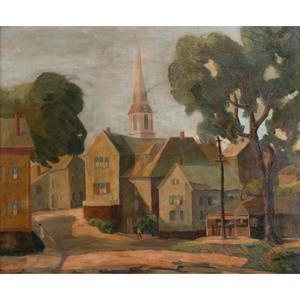 Morley Hicks (American, 1877-1959),