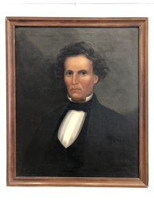 19th Century Portrait of a Gentleman