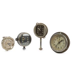 Four Auto Clocks