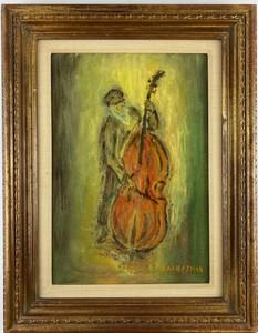 Simon Natan Karczmar (Russian, 1903-1982),