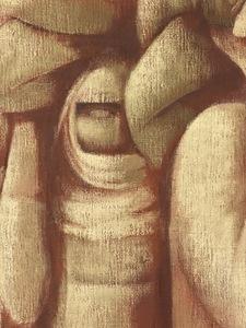 The Lime Porters by Ricardo Martinez de Hoyos (Mexican, 1918-2009)