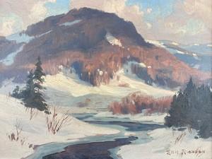 Eric John Benson Riordan (Canadian, 1906-1948)
