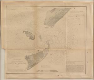 AN ANTIQUE SURVEY MAP,