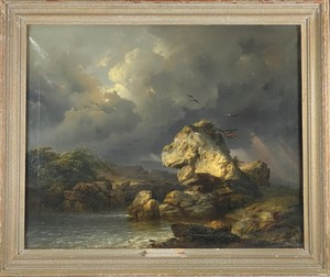 Pieter Lodewijk Kuhnen (German, 1812-1877),