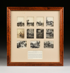A GROUP OF FOUR AMERICAN ROARING TWENTIES PHOTOGRAPHS, 1890-1930,