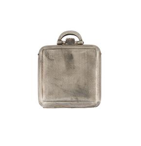 Sterling Silver Travel Watch