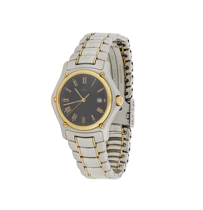 Men's 18k Gold and Stainless Ebel Watch