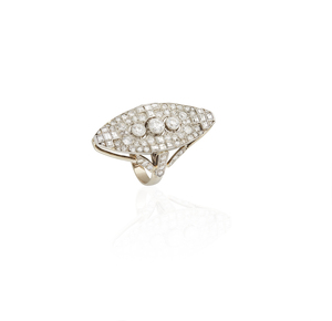 Lady's 14k Diamond Ring