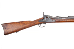 Springfield 1878 Trap Door Short Rifle with Carbine Sling Mount