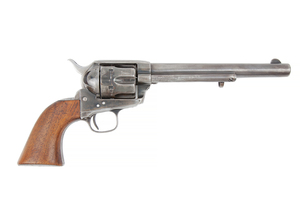 Colt Frontier Six-Shooter Single Action Revolver
