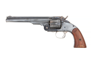 Cimarron Arms Smith & Wesson Revolver Reproduction in .45 Colt