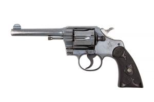 Colt Army Special Revolver, .38 Caliber Revolver