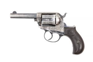 """Colt Model 1877 Shopkeeper Thunderer"""" Revolver"""
