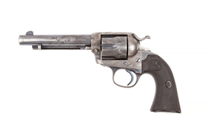 Colt Bisley Single Action in .38 W.C.F.