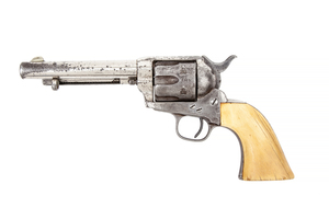 Colt Single Action Revolver, .45 Colt caliber, 5.5 inch barrel U.S. Marked