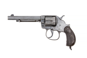 "Colt ""Alaskan"" Revolver, US Marked"