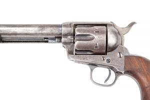 Colt US stamped Single Action 1st Model Revolver