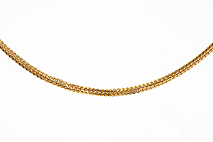 22k Necklace