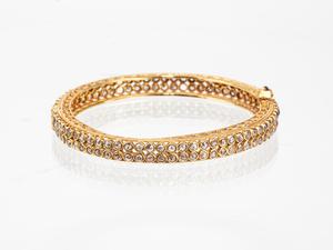 Diamond 22k Bracelet