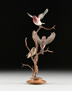 PENNY MILLER (American 20th Century) A SCULPTURE,