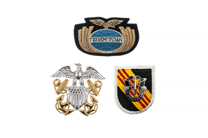 US and British Special Forces, Glider Forces, Paratroops, and other nations' insignia