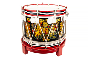 George Potter Drum on Stand