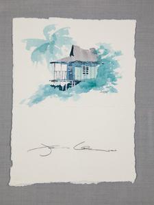 James Colman Watercolor