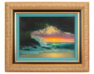 Walfrido Garcia (b. 1966) Painting,
