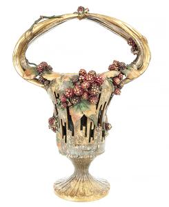 Amphora Handled Basket