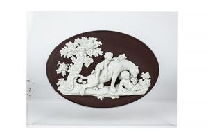 Wedgwood Jasperware Plaque,