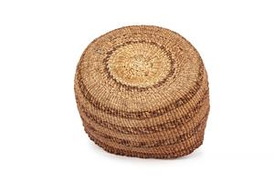 Klamath Indian Basket
