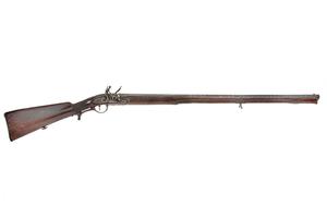 K. Hollitzer in Wien Flintlock Sporting Rifle