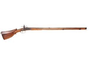 Spanish Miguelet Lock Flintlock Fowler or Escopeta circa 1770