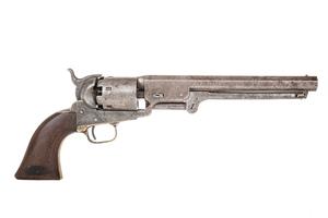 Colt 1851 Navy Revolver, Made in 1851