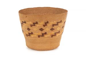 Northwest Tlingit Basket