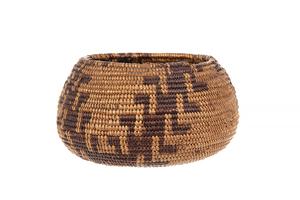 Maidu Basketry Bowl