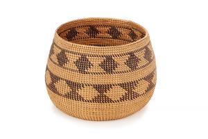 Native American Basket