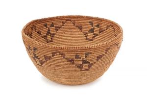Mono Paiute Basket