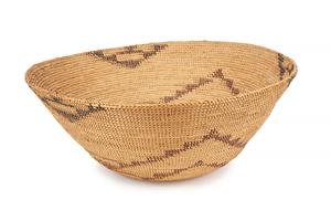Large Paiute Gathering Basket