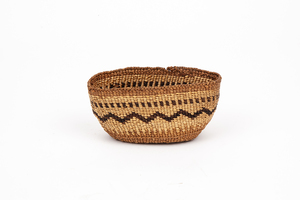 Pitt River Oval Basket