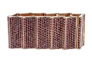 Pyrope Garnet Bracelet