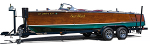 Gar Wood 22' 1936 Classic Runabout