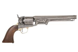 Colt Model 1851 Navy Revolver in .36 Caliber