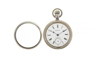 Three California AGENT Marked Pocket Watches