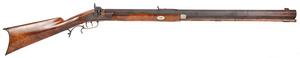 Schumacher Union H.B. Percussion Target Rifle in .52 caliber