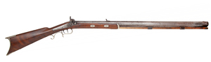 Charles Curry San Francisco Percussion Target Rifle
