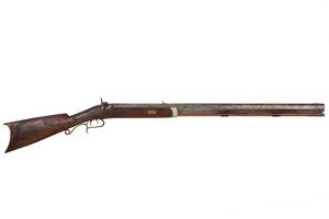 R. Liddle & Co. San Francisco Percussion Target Rifle