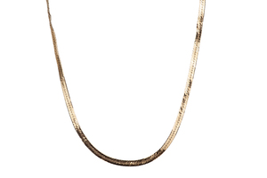 14k Yellow Gold Necklace, 10 grams